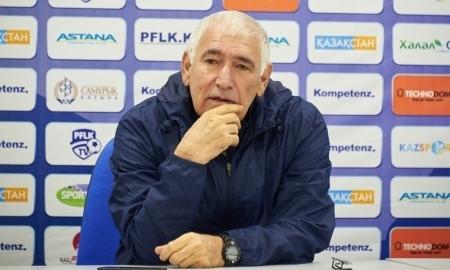 """Ваит Талгаев: «""""Астана"""" находится на уровне европейских клубов»"""
