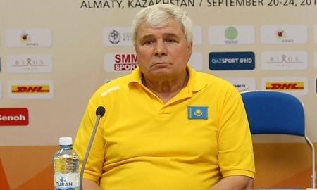 Вячеслав Шапран: «Будем внимательно следить за чемпионатом Казахстана, возможно, там кто-то раскроется и усилит сборную»