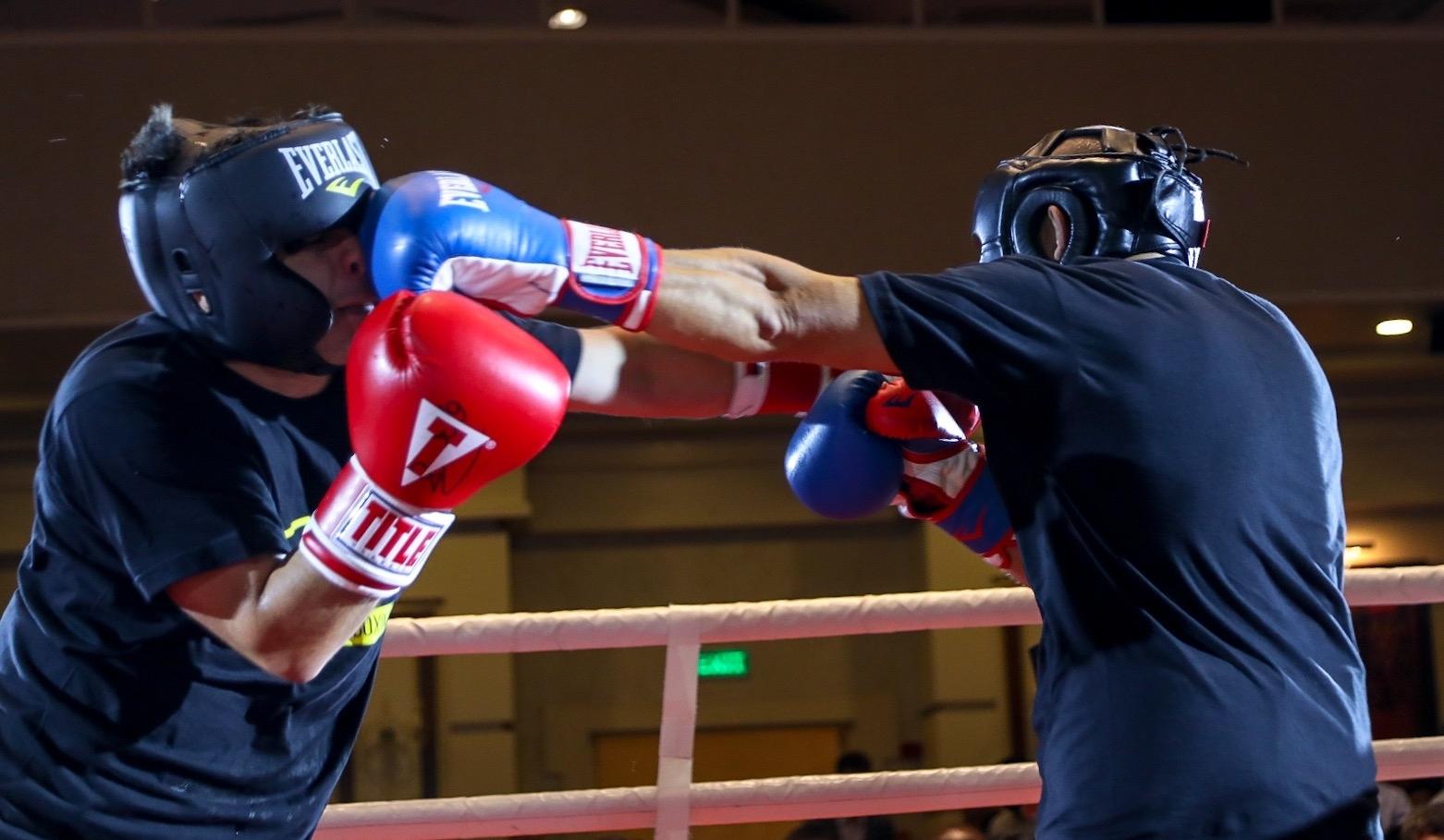 Бокс любительский картинки