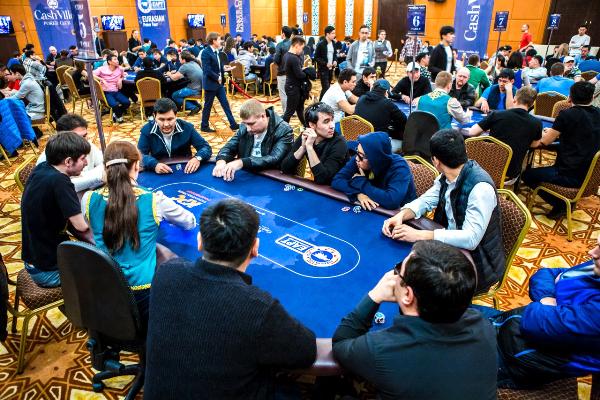 Eurasian Poker Tour Kazakhstan 2016