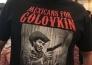Мексиканские фанаты Головкина изобразили казахстанца в виде ковбоя с пистолетом