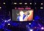 Видео выходов Головкина и Альвареса на ринг