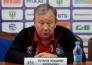 Видео послематчевой пресс-конференции Муханова игры Премьер-Лиги «Атырау» — «Актобе» 2:2