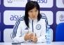 Бегаим Киргизбаева: «Постараемся показать хорошую игру и порадовать наших болельщиков»
