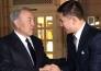 Назарбаев поздравил Головкина с защитой титулов чемпиона мира