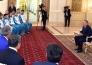 Назарбаев прокомментировал бой Головкин — Альварес