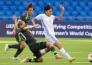 Женская сборная Казахстана проиграла Уэльсу в отборе чемпионата мира-2019