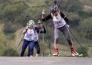 Акмолинские биатлонисты завоевали три золота на летнем чемпионате Казахстана