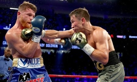 WBC санкционировал проведение боя-реванша Головкин— Альварес
