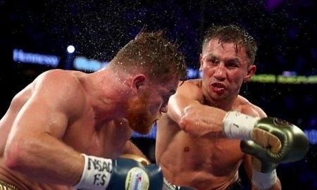 Головкин назван «человеком года» поверсии Всемирного боксерского совета