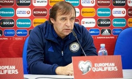 Александр Бородюк: «Мы будем стараться атаковать»