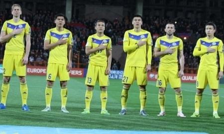 Сборные Казахстана иАрмении пофутболу сыграли вничью