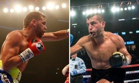 WBO назначила бой Билли Джон Сондерса иДавида Лемьё