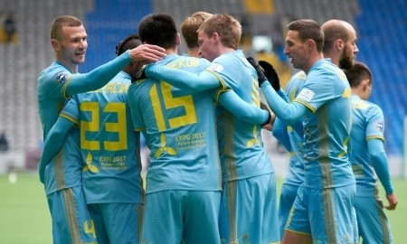 «Астана» может выиграть КПЛ-2017 до очной встречи с «Кайратом»