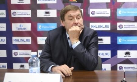 Виктор Богатырёв: «Психология, которая идет с прошлого сезона, когда команда проигрывала»
