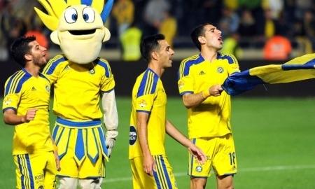«Астана» неоставила шансов «Маккаби» иодержала первую победу вЛЕ