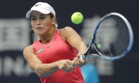 Известная украинская теннисистка одержала эффектную победу наКубке Кремля