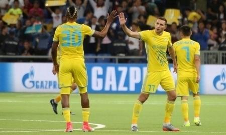 Победа «Астаны» над «Маккаби» подняла Казахстан в рейтинге сезона еврокубков