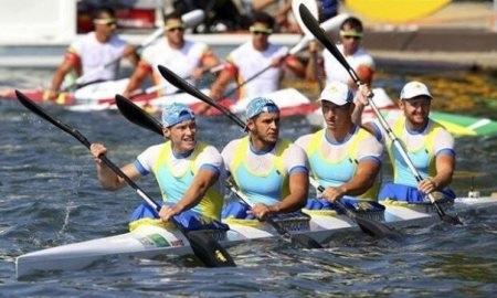 Уральские гребцы завоевали четыре медали на чемпионате Азии в Шанхае