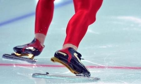 Завершился чемпионат РК по конькобежному спорту на отдельных дистанциях