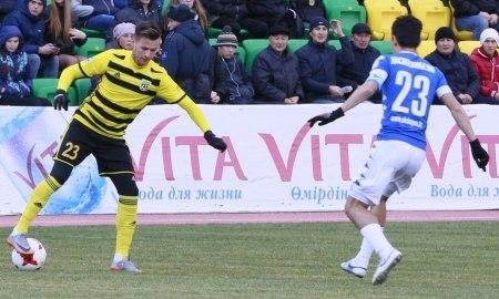 Хет-трик Вуха вывел «Тобол» на четвертое место Премьер-Лиги