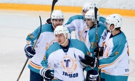 Пензенский «Дизель» обыграл конкурента надомашнем льду