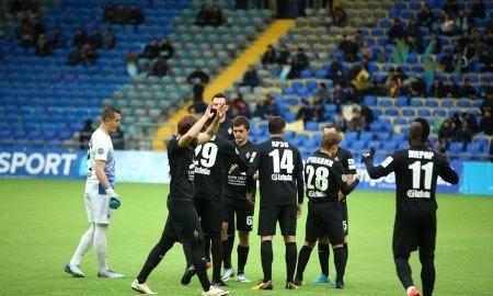 ФК «Кайрат» обыграл «Астану», сократив свое отставание доодного очка