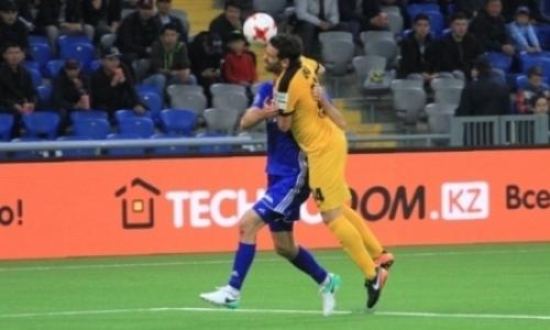 Назван наиболее вероятный счет матча «Астана» — «Кайрат»