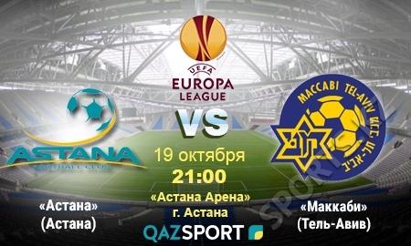 «Астана» — «Маккаби». Полтора часа истины