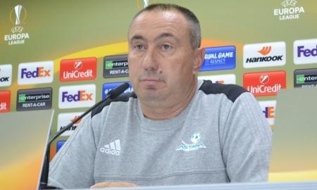 """Станимир Стоилов: «""""Астана"""" еще не готова считать себя фаворитом в играх с таким соперником, как """"Маккаби""""»"""