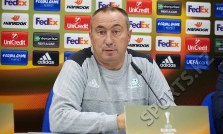 Станимир Стоилов: «Сейчас самое важное — выиграть чемпионат Казахстана»