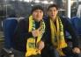 Мухамбеткалиев посетил матч «Астана» — «Маккаби»
