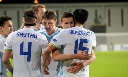 «Астана» поднялась на пять строк в рейтинге клубов УЕФА