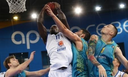 Баскетболисты «Астаны» победили «Енисей» вматче Единой лиги ВТБ
