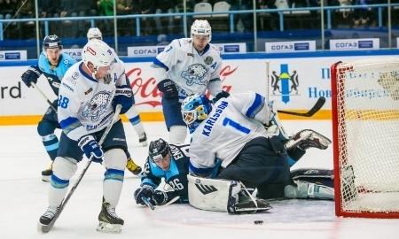 «Барыс» потерпел 3-е поражение кряду, проиграв «Сибири»
