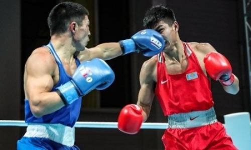 Определены все полуфиналисты чемпионата Казахстана по боксу