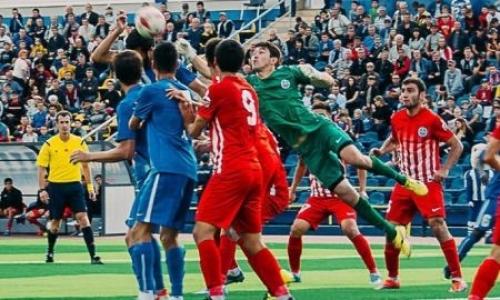 Алмаз Хамытбеков: «Надеюсь, когда-нибудь смогу дебютировать в Премьер-Лиге»