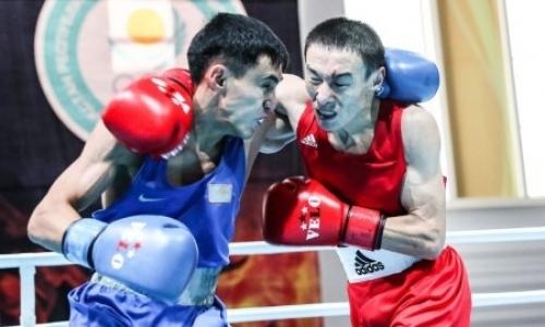 Подведены полные итоги чемпионата Казахстана по боксу