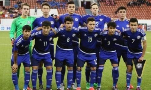 Юношеская сборная Казахстана в большинстве победила Уэльс в отборе на ЕВРО-2018
