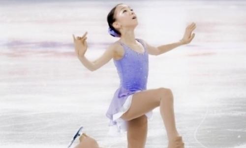 Турсынбаева стала третьей в произвольной программе и пятой в общем зачете Гран-при Франции