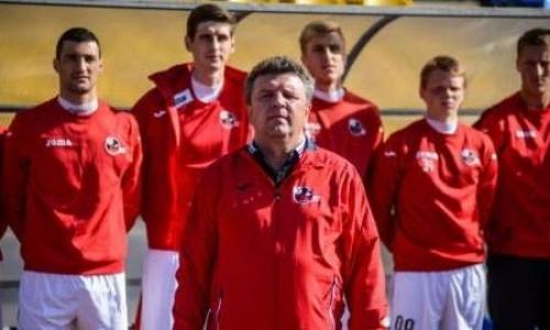 Владимир Чебурин привел «Судуву» к первому чемпионству в истории