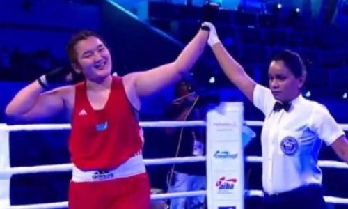 Казахстанские боксерши завоевали 5 наград начемпионате мира среди молодёжи