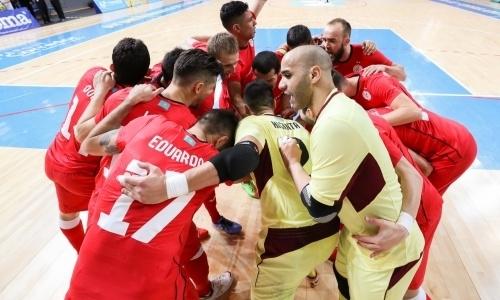«Кайрат» проиграл «Интеру» и не попал в Финал четырех Кубка УЕФА