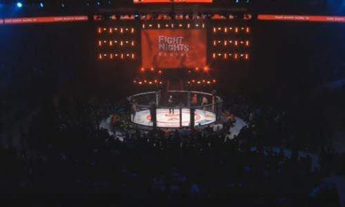 Видео всех боев турнира Fight Nights Global 80 в Алматы