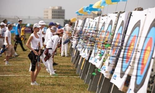 Казахстанские лучники завоевали «бронзу» на чемпионате Азии