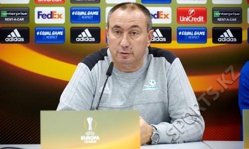 Станимир Стоилов: «Вся игра шла без достаточной мотивации. В таких матчах нужно биться намного лучше»