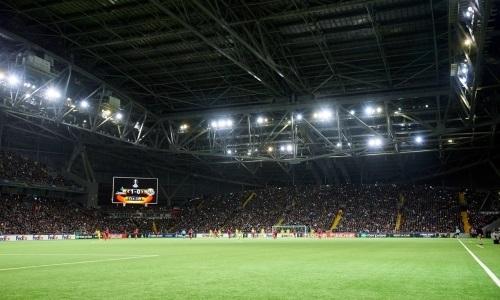 Матч «Астана» — «Вильярреал» вошел в тройку самых посещаемых домашних игр казахстанских клубов в еврокубках