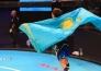 Казахстанская учительница стартовала с победы на чемпионате мира по ММА