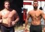 Как возможный соперник Головкина Сондерс превратился из толстяка в подкачанного парня