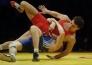 Борцы из 12 стран прибыли на турнир в Тараз